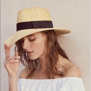 Brixton - Joanna Hat in Honey